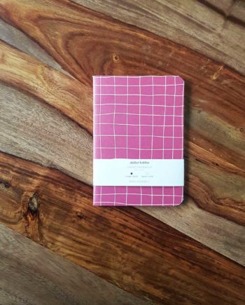 carnet A5 papier Atelier Bobbie