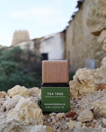 Huile essentielle arbre à thé bio