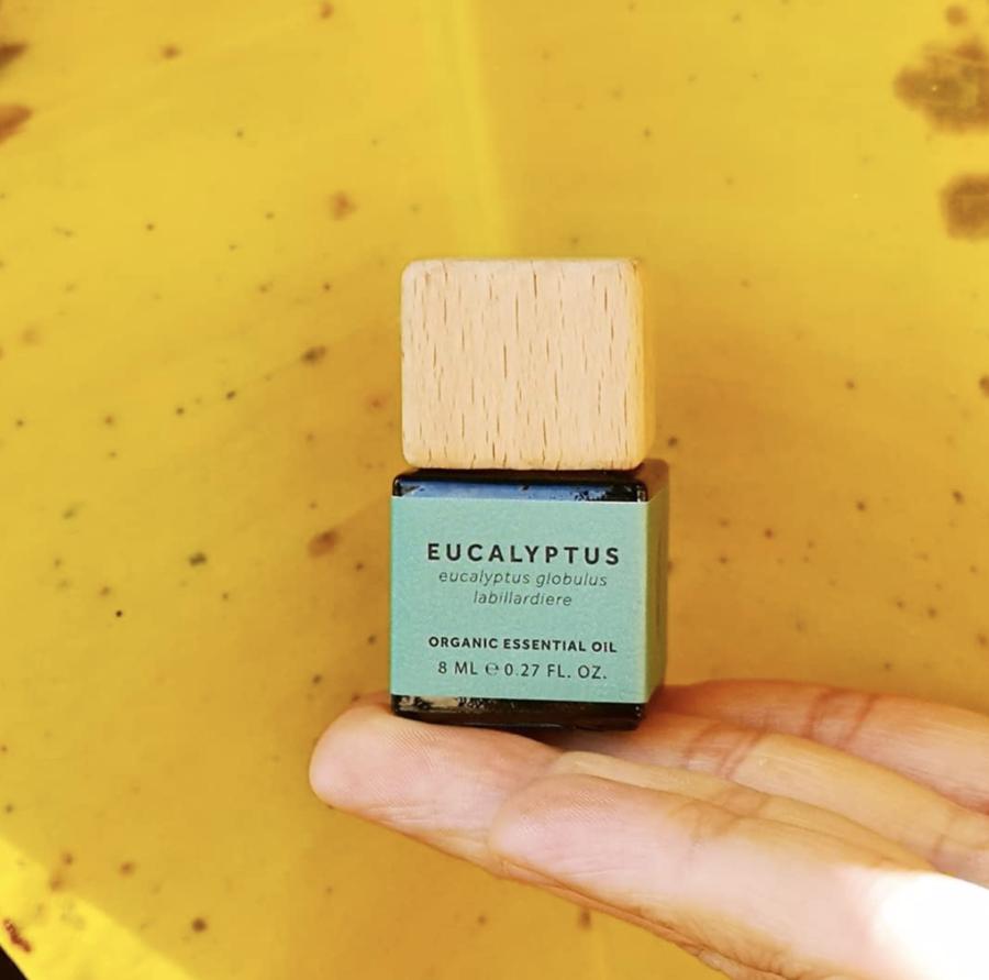 huille essentielle d'eucalyptus BIO