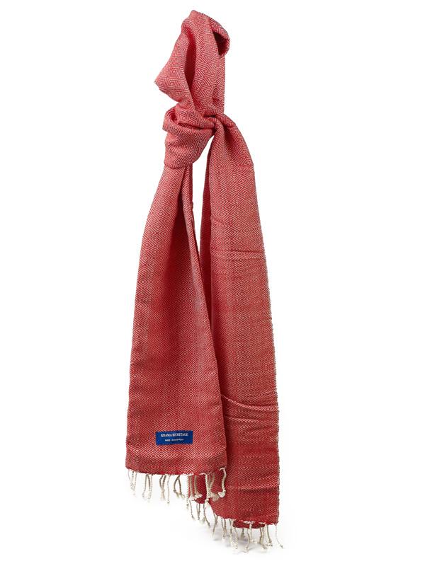 Le Petit Krama Chaud Rouge Coquelicot