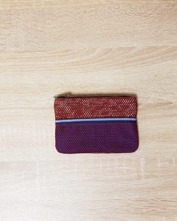 porte-monnaie en toile anna kszer