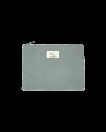 petite pochette vert amande hindbag