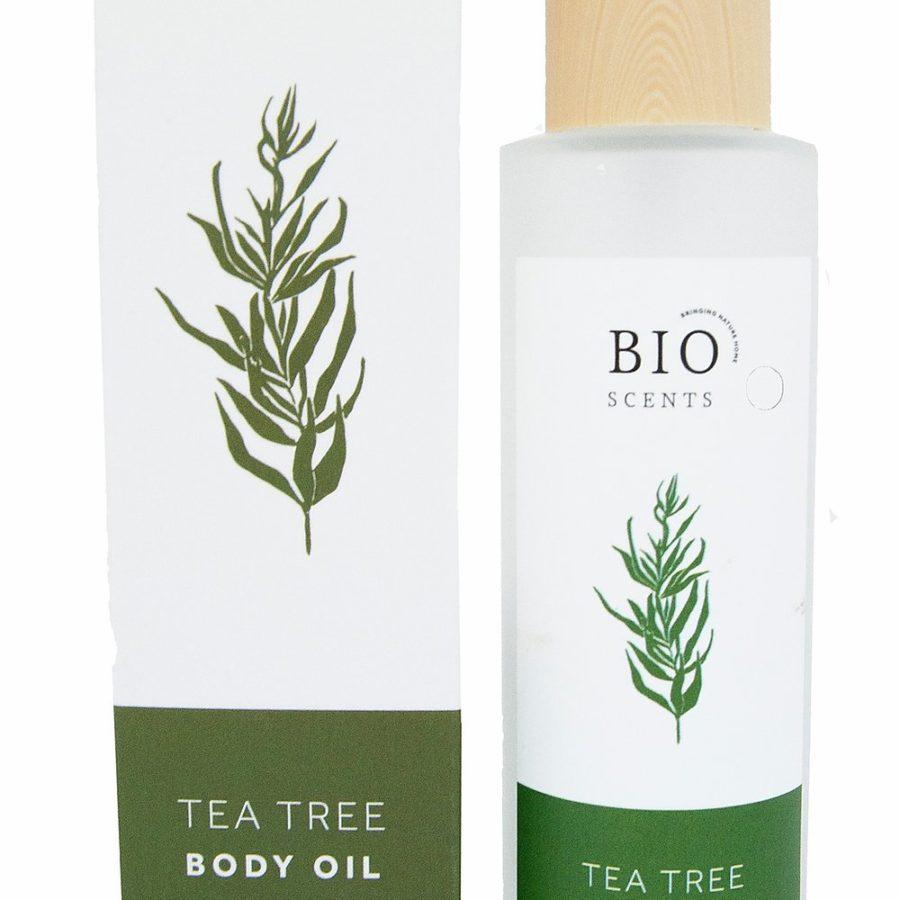 Huile corporelle huile essentielle BIO arbre à thé