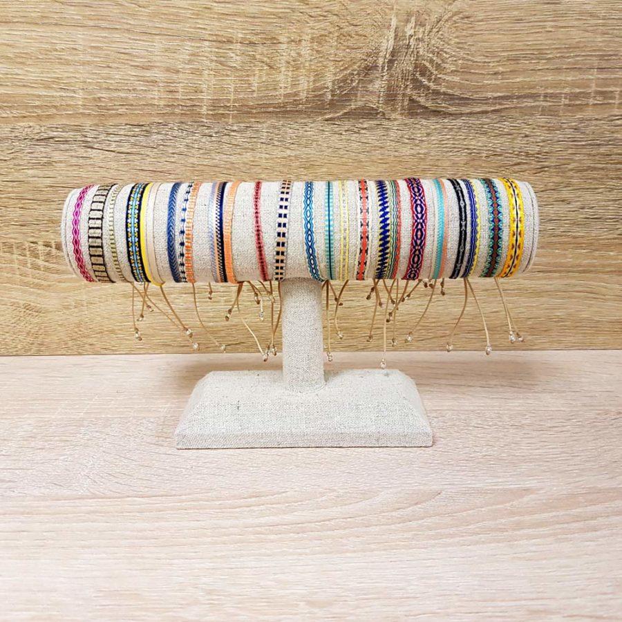 Bracelet tissé à la main Wayuu