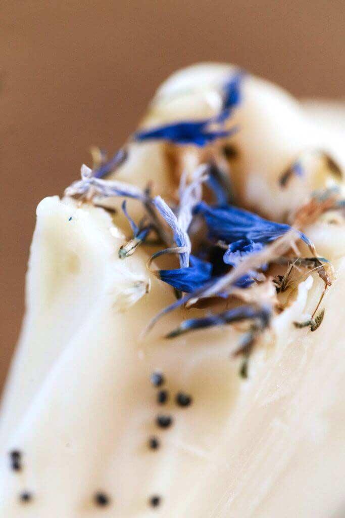 savon bio artisanal à froid karité lait de coco