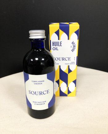 huile source le baigneur