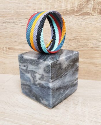 bracelet manchette artisanat sud africain fait main