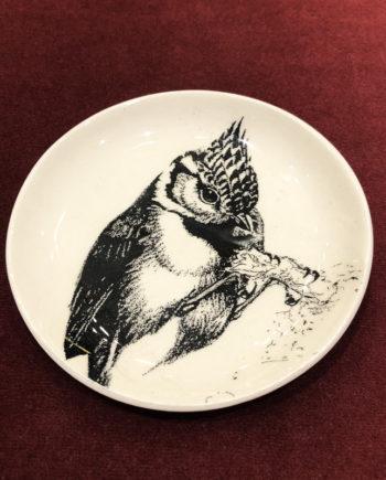 Coupelle oiseau Stéphanie Cahorel