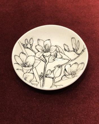 Petite coupelle fleur Stéphanie Cahorel