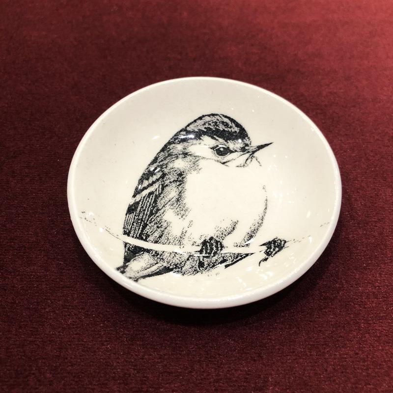 Petite coupelle oiseau Stéphanie Cahorel