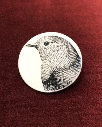 broche oiseau Stéphanie cahorel