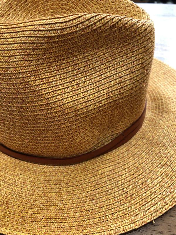 chapeau papier travaux en cours safran