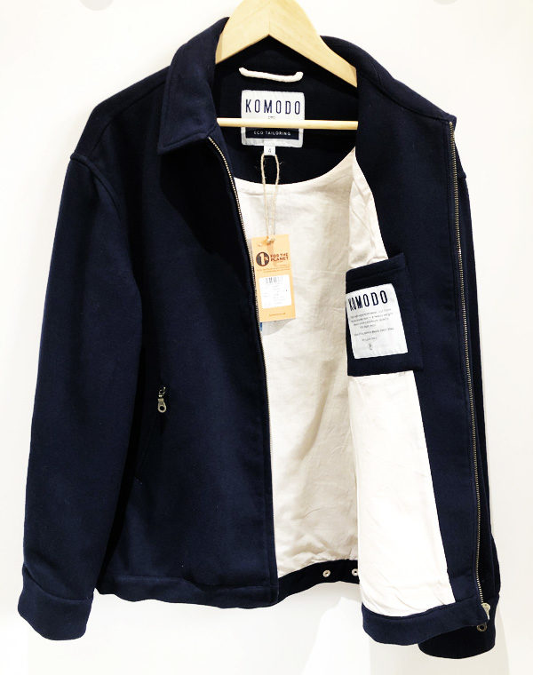veste harry komodo ink navy