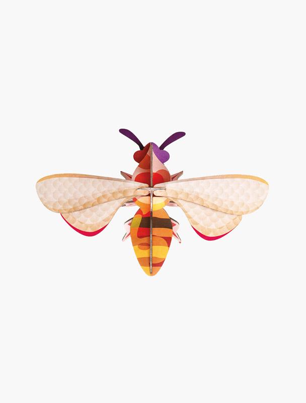 abeille jaune roof