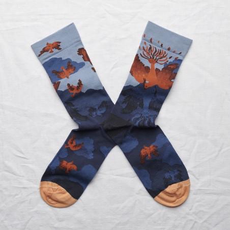 chaussettes bonne maison phoenix orage