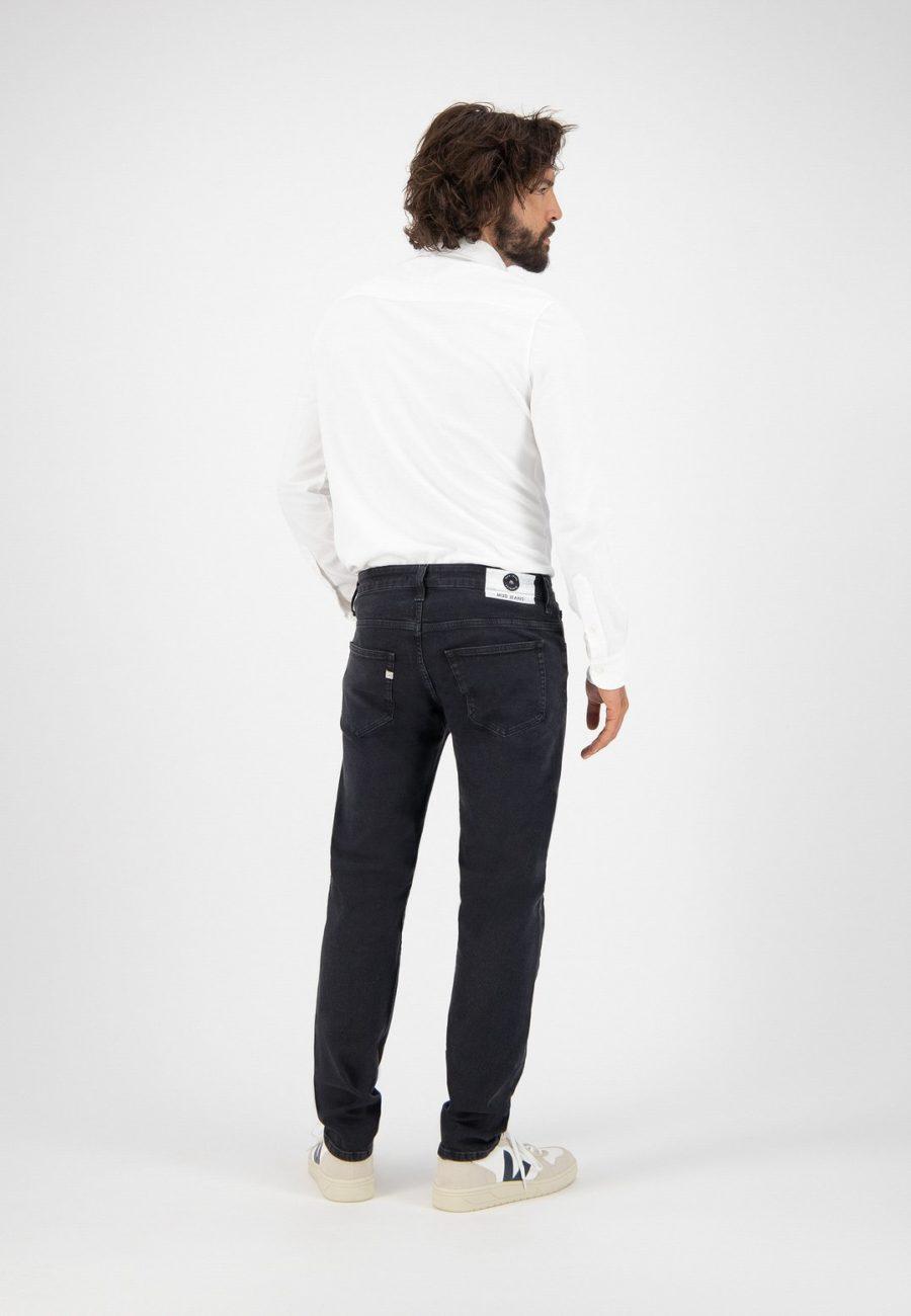 jean regular dunn stone black mud jeans 3