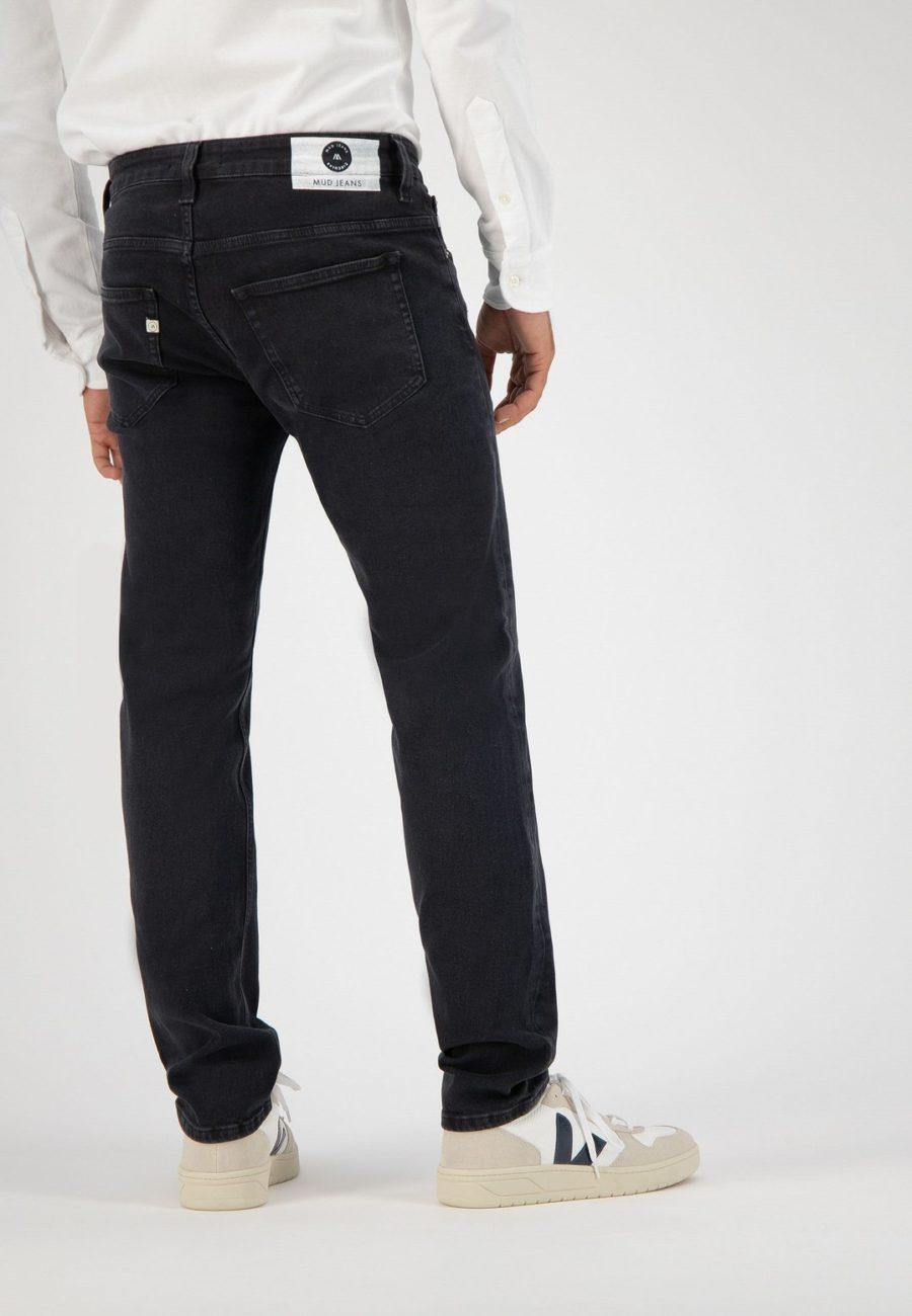 jean regular dunn stone black mud jeans 4