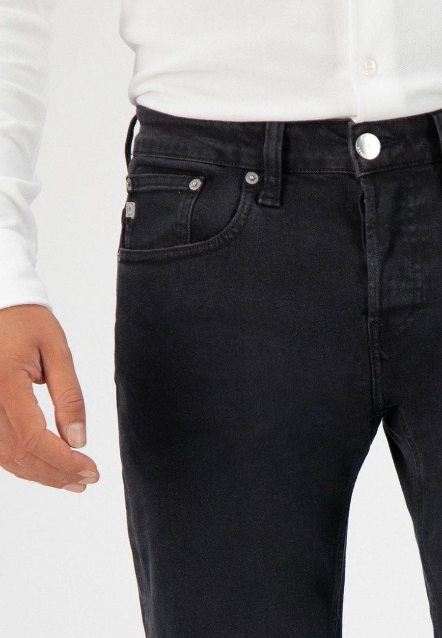 jean regular dunn stone black mud jeans 5