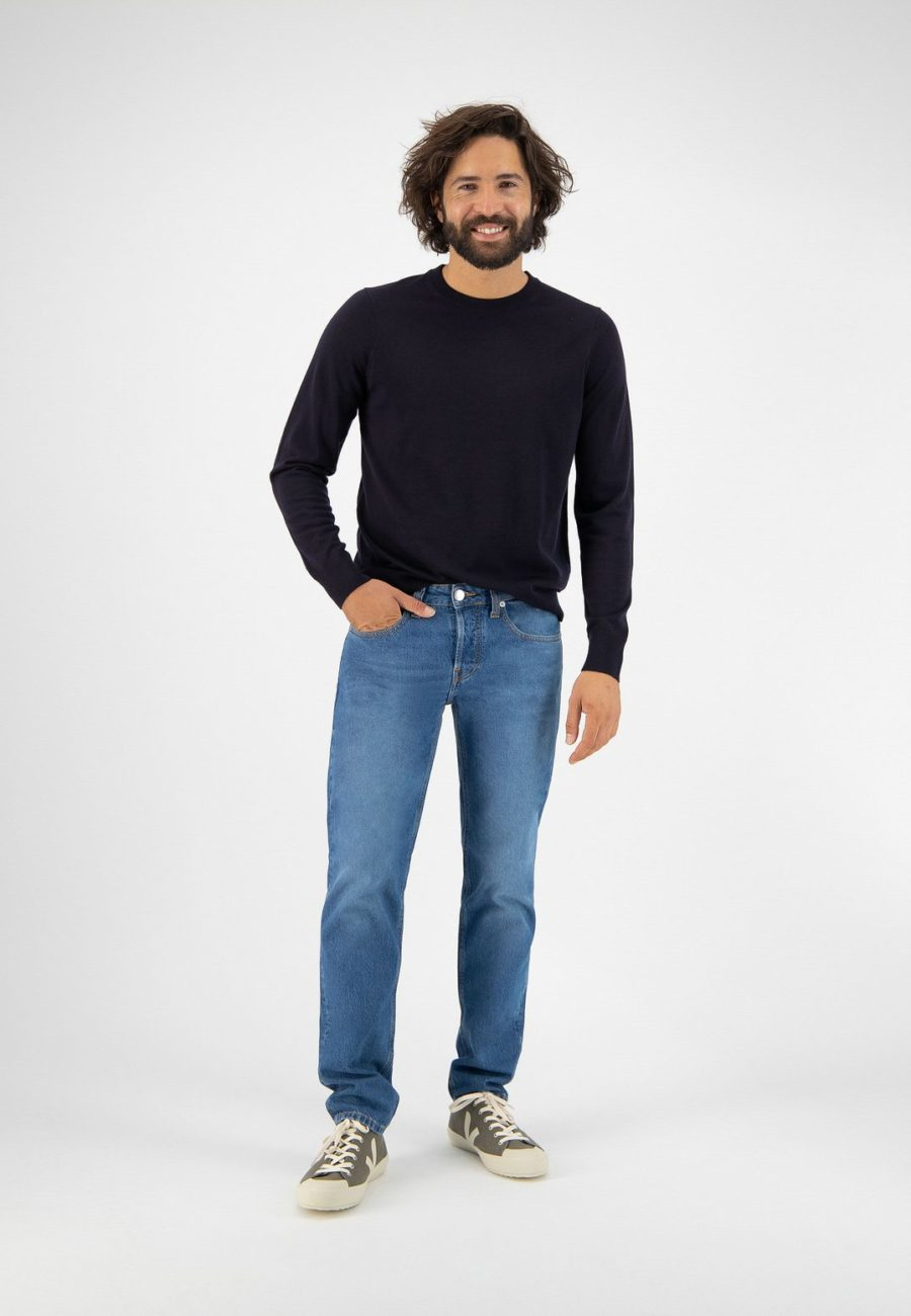 jean regular dunn stone blue mud jeans 1