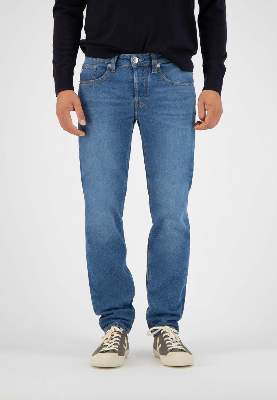 jean regular dunn stone blue mud jeans 2
