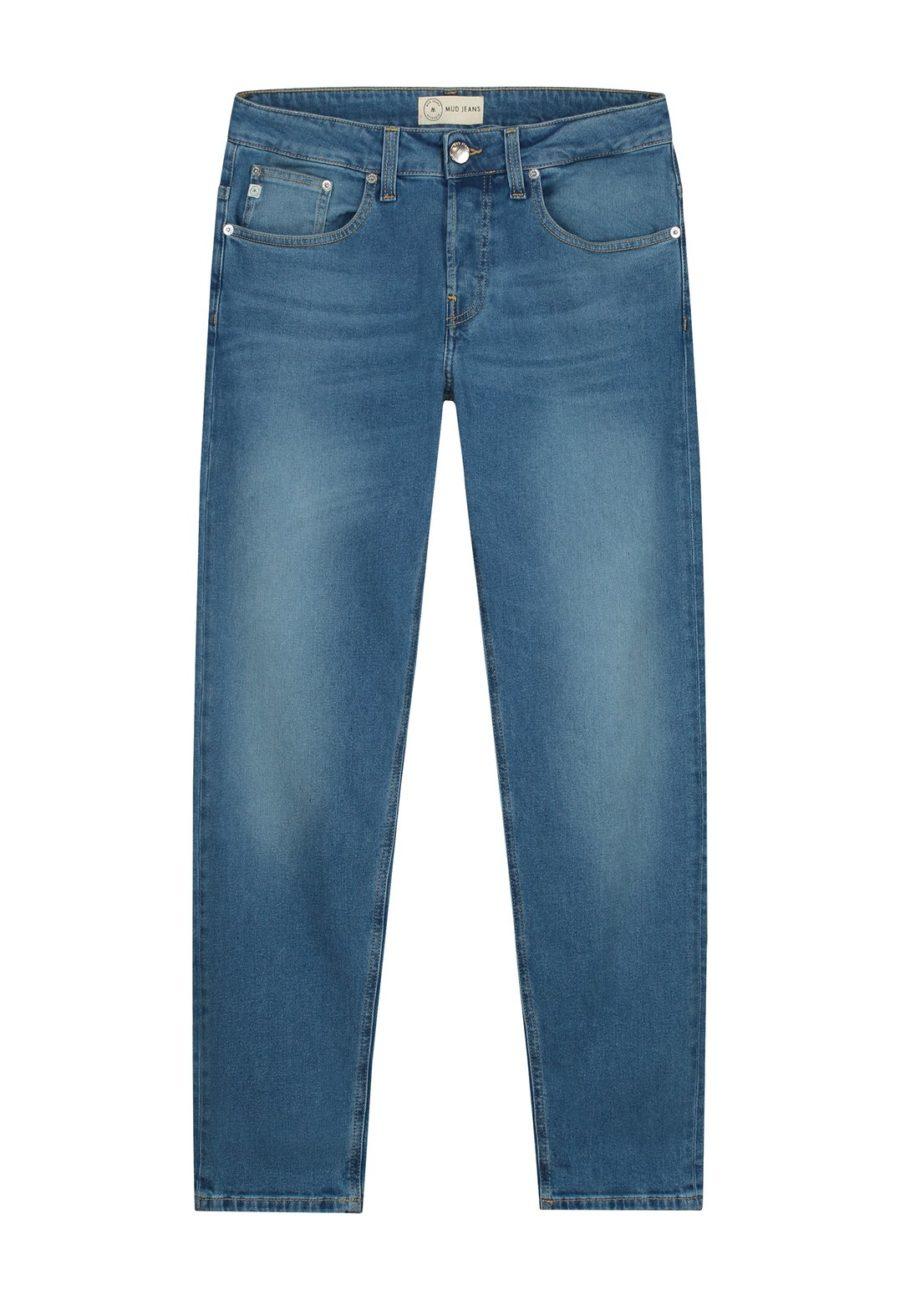 jean regular dunn stone blue mud jeans 6