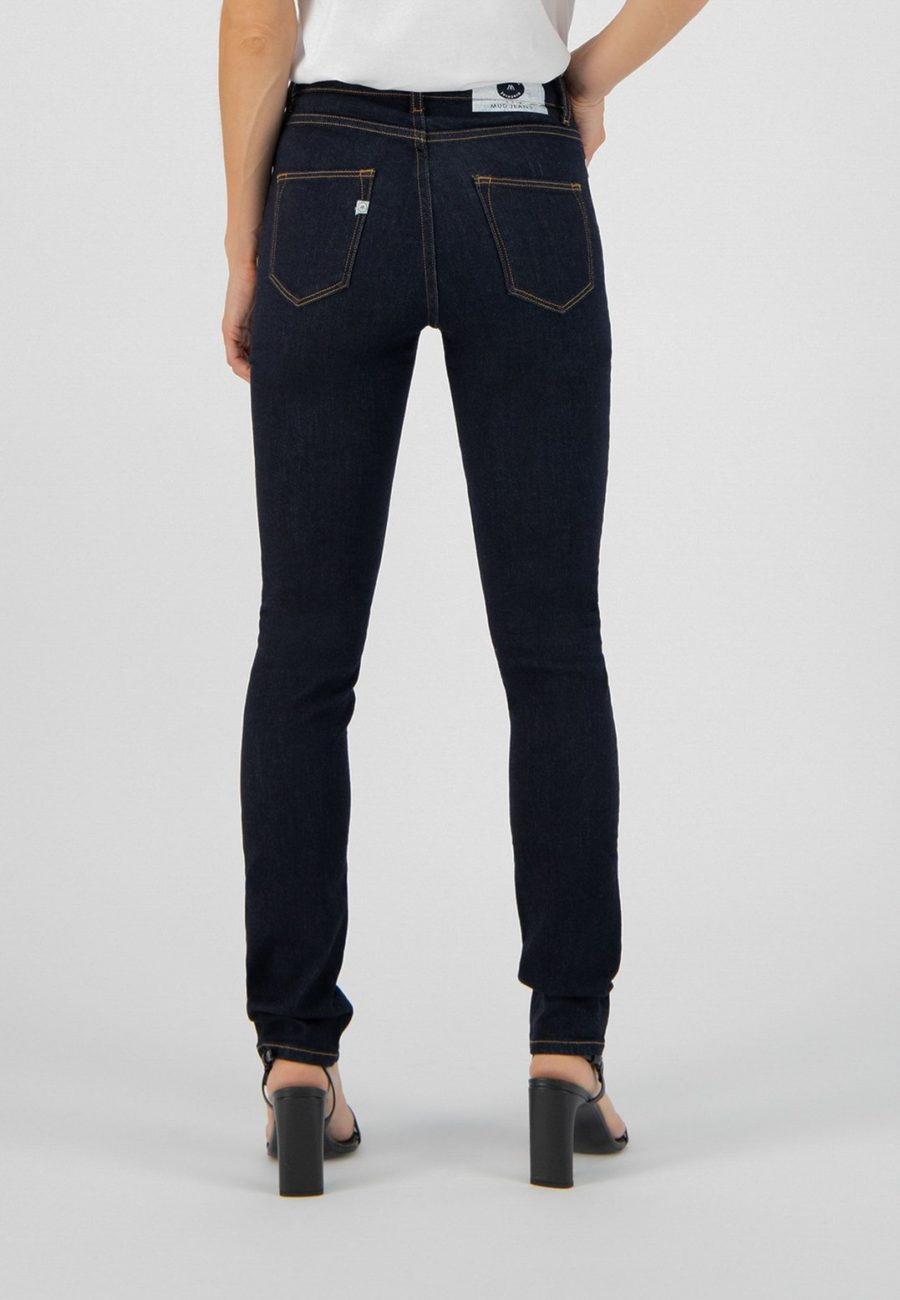 jean regular swann strong blue mud jeans 2