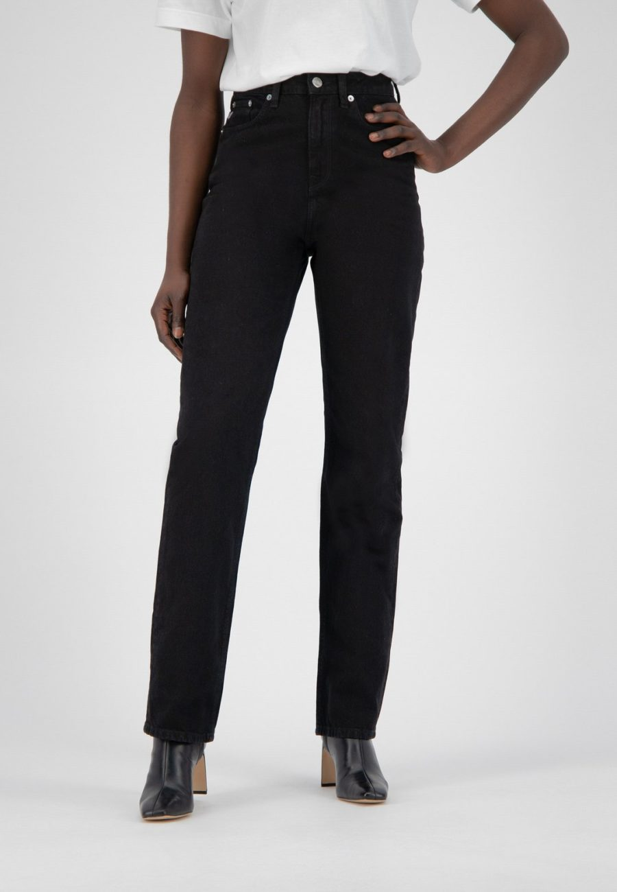 jean relax rose dip black mud jeans 1