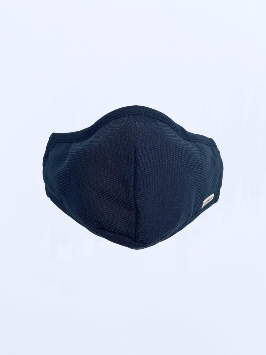 mask bleu navy komodo