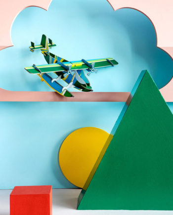 avion seaplane studio roof