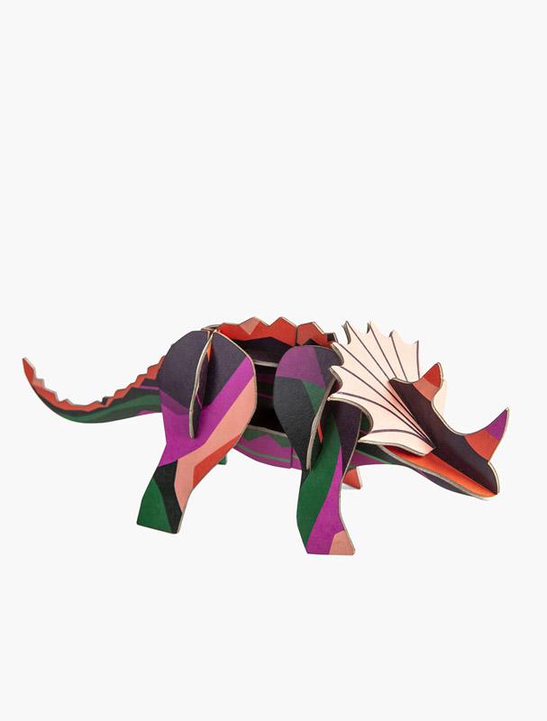 triceratops studio roof