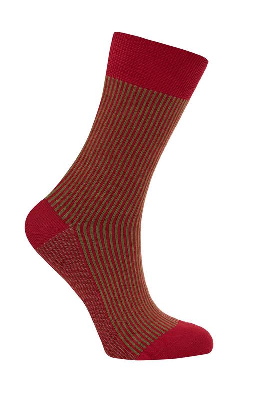 chaussettes vertical pepper socks Komodo